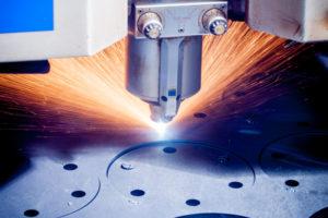 découpe bride acier